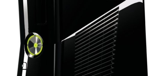 Xbox 360 S - slimmer and more attractive
