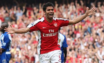 Eduardo 'completes £6m transfer from Arsenal to Shakhtar Donetsk'