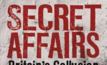Secret Affairs should be required reading for politicians