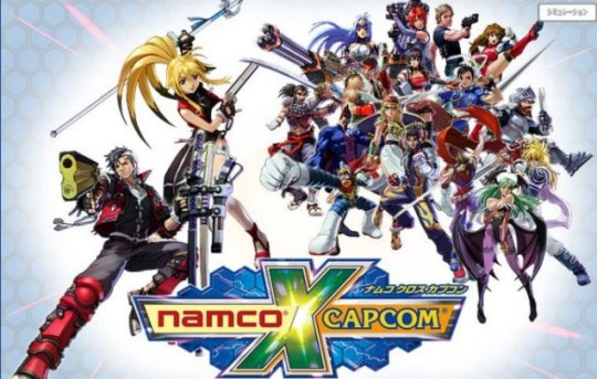 Namco X Capcom - it's happened before
