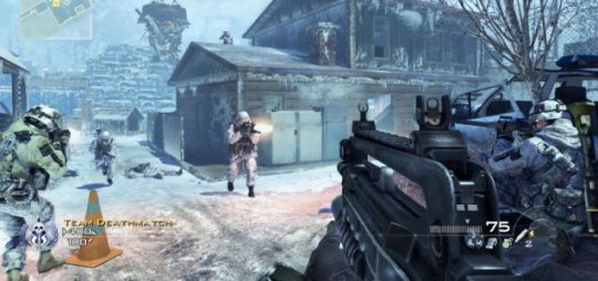 Call Of Duty: Modern Warfare 2 - the lady doth protest too much?