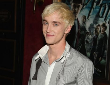 Tom Felton has signed to an indie label