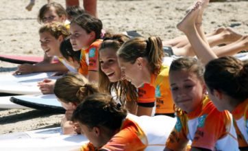Sign up to become a surfer girl