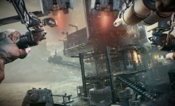 Games preview: Killzone 3 in 3D