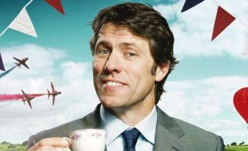 Liverpool comedian John Bishop gives his take on British life