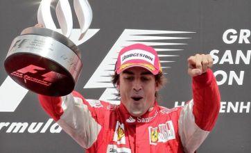 Fernando Alonso denies 'tainted' German Grand Prix victory