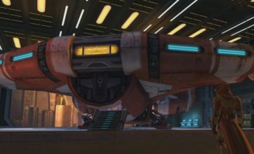 Star Wars: The Old Republic gets space combat
