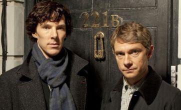 Sherlock Holmes' Cumberbatch: I snubbed Doctor Who