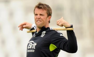 Graeme Swann tipped for England glory by Steve Waugh