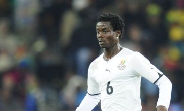 Manchester United look set to seal transfer for Ghana star Anthony Annan