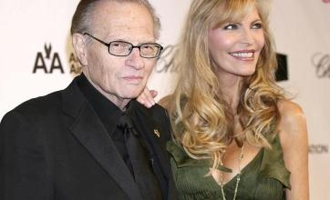 Larry King withdraws divorce papers