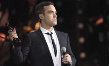Robbie Williams and Ayda Field marry at Take That star's LA mansion