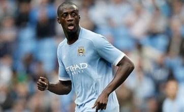 Spurs v Manchester City key battles: Wilson Palacios v Yaya Toure
