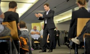 Nick Clegg 'is the Cheryl Cole of the coalition government'