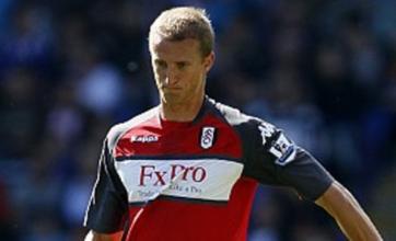 Fulham v Manchester United key battles: Hangeland v Berbatov, Zamora v Vidic, Duff v Evra