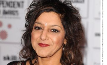 Meera Syal: I still haven't said sorry to Warren Clarke for the 'moist' comment