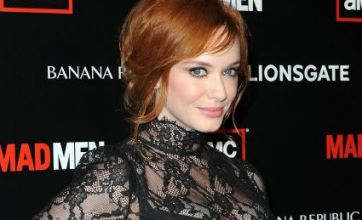 Christina Hendricks: Size 14 made me invisible to Hollywood