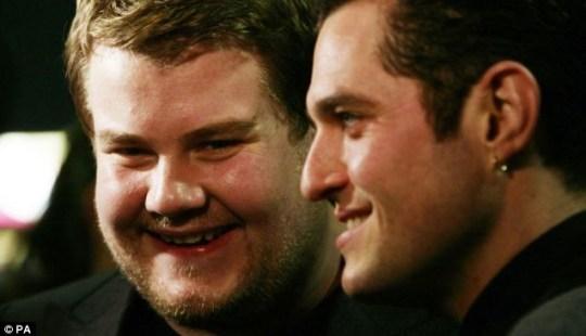 James Corden and Mathew Horne funniest duo