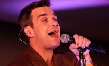Robbie Williams to headline gig for 60,000 – but will Take That be there?