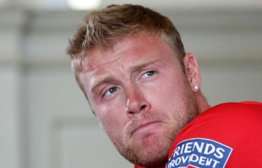 Lancashire's Andrew Flintoff has been ruled out for the seaon (PA)