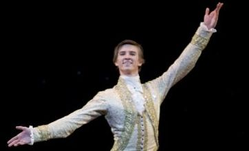 Wayne Eagling is keen to nurture talent at the English National Ballet