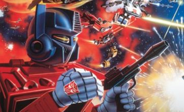 Transformers goes massively multiplayer