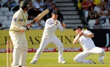 England's Richard Halsall aiming for Ashes glory against Australia
