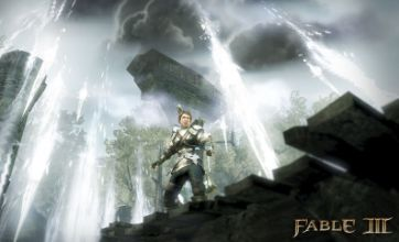 Fable III will not use Kinect controls