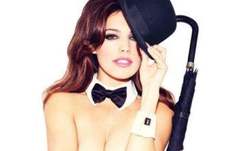 Kelly Brook: Naked Playboy photos made me self-conscious