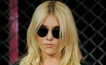 Taylor Momsen: I once had sex with a priest