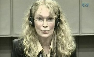 Mia Farrow: Naomi Campbell talked of Charles Taylor diamonds
