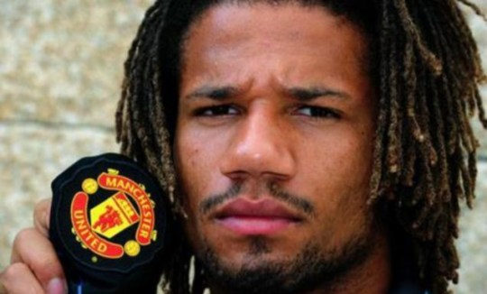 Under the radar: Manchester United swooped to sign Bebe in a shock £7m deal