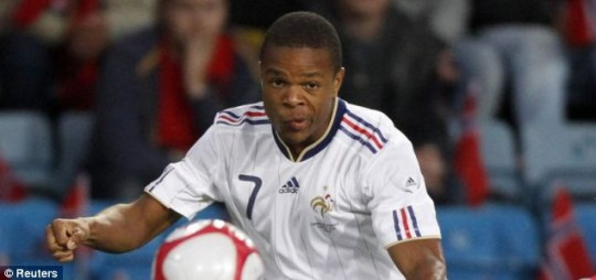 Target man: Spurs are rumoured to be chasing down Loic Remy