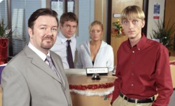 Ricky Gervais 'working on Chinese version of The Office'
