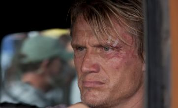 The Expendables' Dolph Lundgren on his big-screen comeback