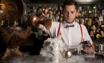 Marylebone's Purl cocktail bar brings bitters to the Twitter generation