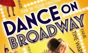 Dance On Broadway - not one of our favourite things