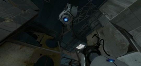 Portal 2 – That's Stephen Merchant that is