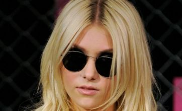 Taylor Momsen: Rihanna is a rock 'wannabe' and it's really annoying