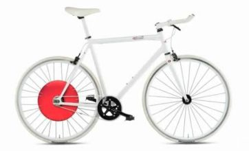 Copenhagen Wheel aims to bring cycling into the 21st century