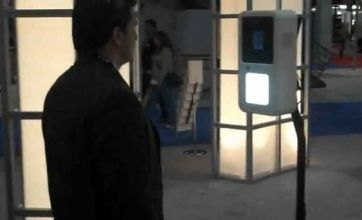 Mexican city introduces real time iris scanners to track citizens