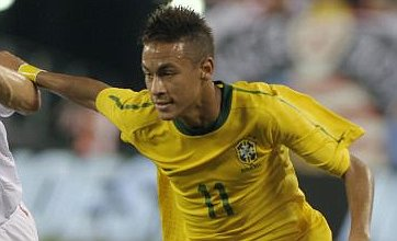 Neymar snubs Chelsea transfer to sign new Santos contract