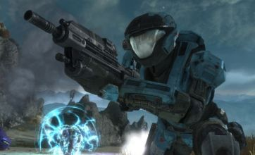 Master Chief in Halo: Reach (sort of)