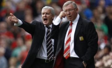 Alex Ferguson speechless as Fulham hang on for draw