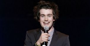 Jack Whitehall: Bullying-themed Edinburgh japes