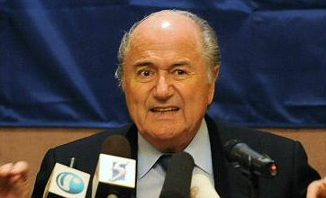 Sepp Blatter hints England's 2018 World Cup bid leads the way