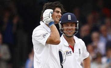 Alastair Cook: My century celebration wasn't about giving critics an earful