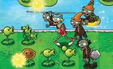 Plants Vs. Zombies Vs. DS