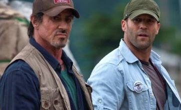 The Expendables takes No.1 UK box office spot