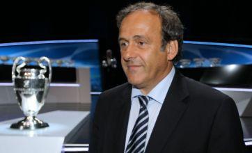 Michel Platini warns FA of damage to England's 2018 World Cup bid